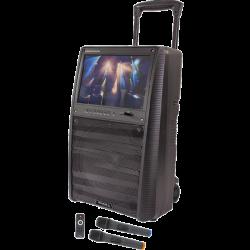 Enceinte portable karaoke PORT TFT12