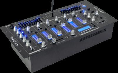 Table de mixage Ibiza DJM102