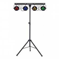 Set de 4 projecteurs à leds JB Systems LIVESET 2