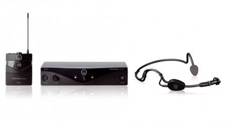 Micro sans fil serre-tête Akg WMS45S