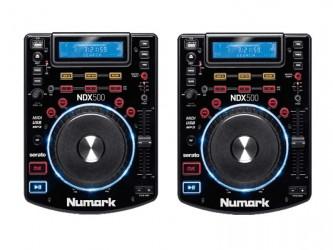 Pack Numark Pack 2x NDX500