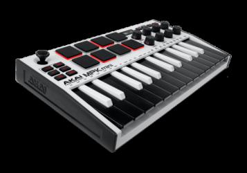 Clavier Maître Akai MPK mini 3 WH