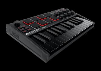 Clavier Maître Akai MPK mini 3 RED