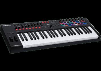Clavier Maître M Audio OXYGEN PRO 61