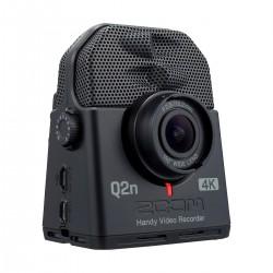 Enregistreur portable Zoom Q2N 4K