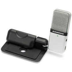 Microphone à condensateur USB portatif Samson Go MIC