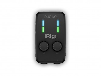 Interface audio pour le streaming IK Multimédia IRIG STREAM