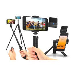 support multi fonctions pour smartphone IKLIP GRIP