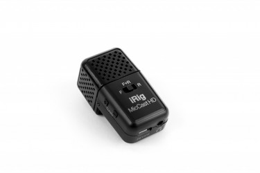 Microphone pour smartphone IRIG MIC CAST 2