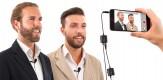Micro Lavalier pour smartphones IRIG MIC LAVA