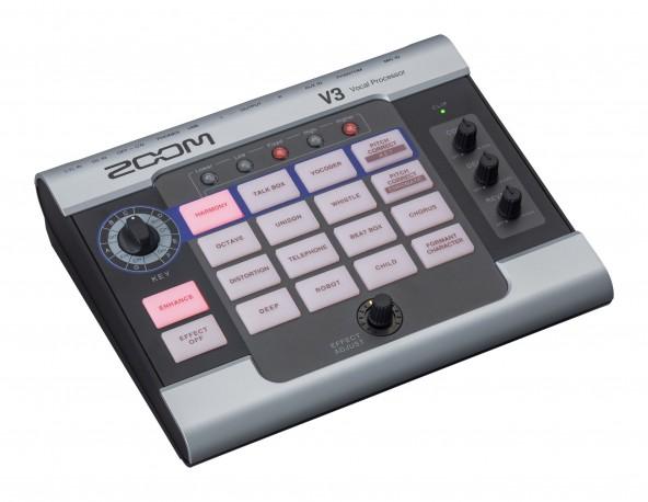 Processeur vocal Zoom V3