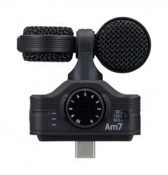 Microphone stéréo pour Android Zoom AM7