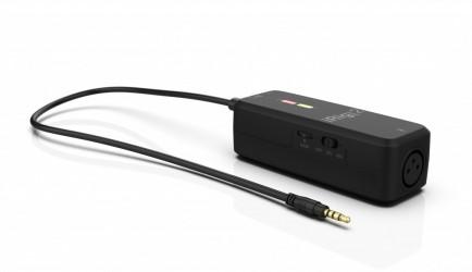 Préamplificateur micro pour mobiles IK Multimedia IRIG PRE2