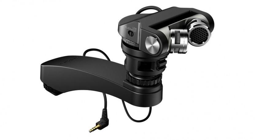 Micro appareil photo Tascam TM2X