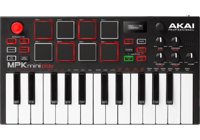 Clavier Maître Akai MPK mini 3 BK