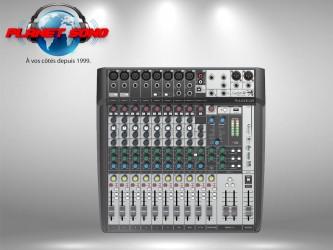 Location Console de mixage Soundcraft 12 voies