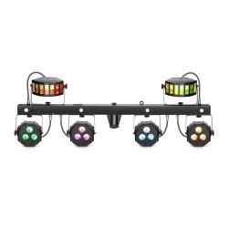 Jeux de lumière à led complet 5 Effets Lumineux Cameo MULTI FX BAR EZ