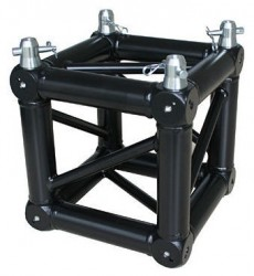 Angle structure Global truss Corner Box F34 noir