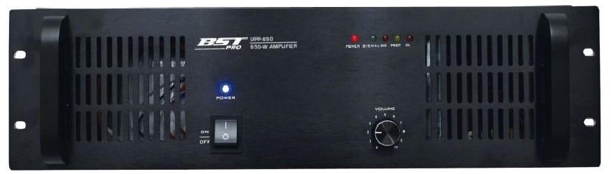 Amplificateur Ligne 100V Bst UPP650