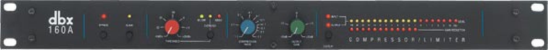 Compresseur / Limiteur DBX 160A