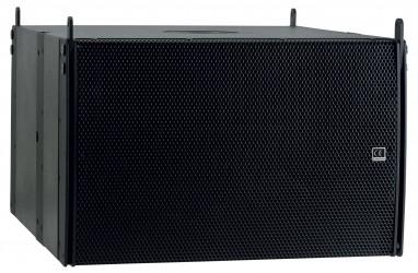 Caisson pour line array amplifié audiophony HL10ASUB