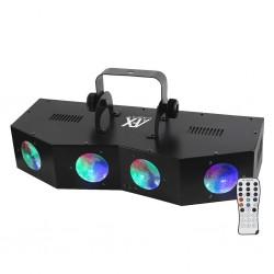 Jeux de lumière à leds Afx Light Quadra FX