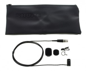 Micro cravate Shure WL185