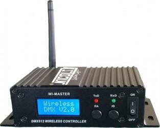 Emetteur DMX sans fil 2,4G Nicols WI MASTER