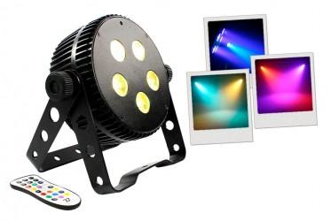 Projecteur Bomtone Dj SILENTPAR 5x10 6in1