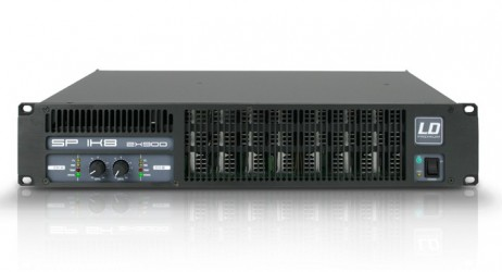 Amplificateur Ld Systems LDSP1K8