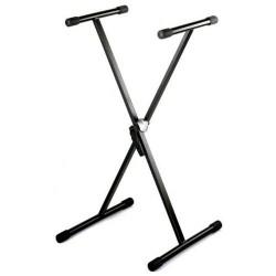 Pied en X simple  Stand Clavier