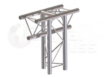 Global Truss Structure série F23 - Angle F23T35 Angle 3D 50cm