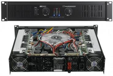 Amplificateur Audiophony WI 640