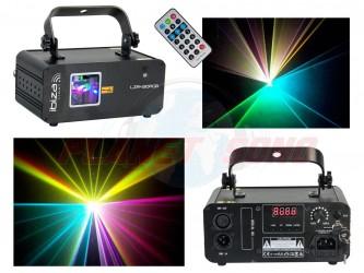 Laser multicouleur Ibiza 430mw LZR430RGB