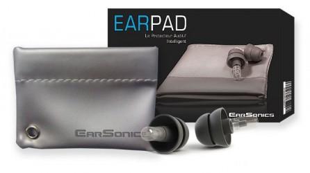 Bouchons d'oreille Ear Sonics EARPAD