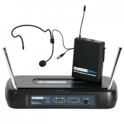 Micro sans fil serre tête LD Systems ECO2BPH