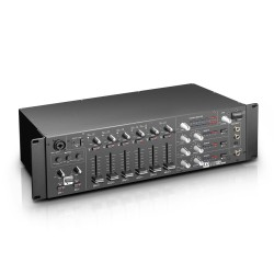 Mixeur 4 zones LD Systems ZONE 624