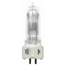 Lampe pour fresnel et PC Gy9.5 230v 650w Osram