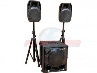 Système de Sonorisation Amplifié PARTY 1100BT