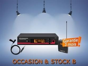 Micro sans fil Sennheiser ew112G3 Occasion stock b