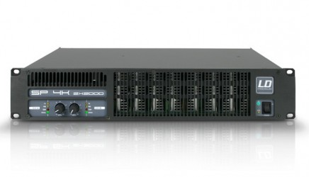 Amplificateur Professionnel Ld Systems LDSP4K