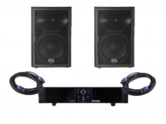Pack sono wharfedale 1600 watts