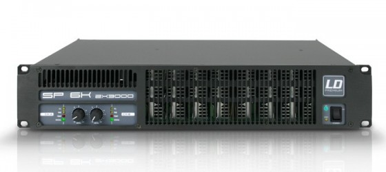 Amplificateur Sono Ld Systems LDSP6K