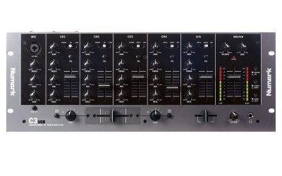 Table de mixage rackable Numark C3USB