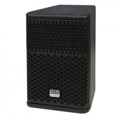 "Enceinte d'installation noire 5,25"" DAP Audio XI5"