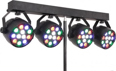 Barre à led IBIZA DJLIGHT80LED
