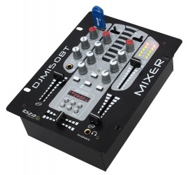 Table de mixage 2 voies Dj Tech DJM150 USB + bluetooth