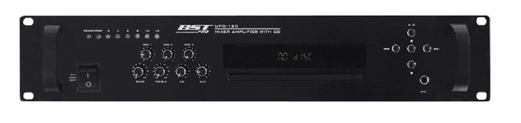 Amplificateur Mixeur Ligne 100v BST UPD120