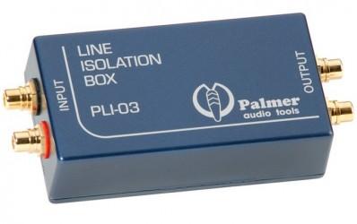 Boitier d'isolation PALMER PLI03