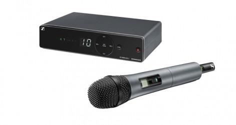 Micro sans fil chant Sennheiser XSW1 825